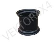 Диск бескамерный R12 ЛУАЗ-ОКА, для шин 580-270-12